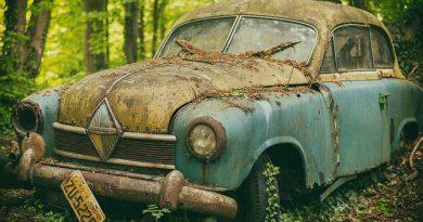 złomowanie samochodu